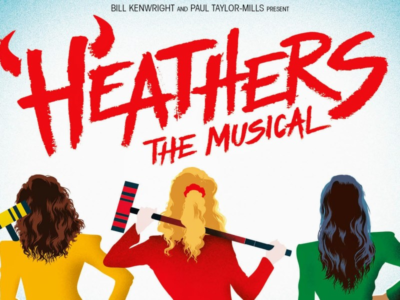 HEATHERS ANNOUNCEMENT TEASED