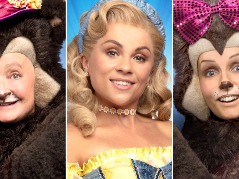 GOLDILOCKS AND THE THREE BEARS FURTHER CASTING ANNOUNCED