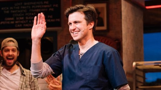 GAVIN CREEL TO JOIN WEST END CAST OF WAITRESS