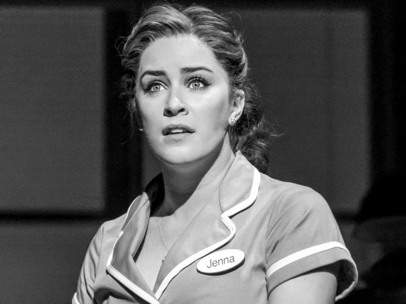 LUCIE JONES – SHE USED TO BE MINE – FILMED PERFORMANCE