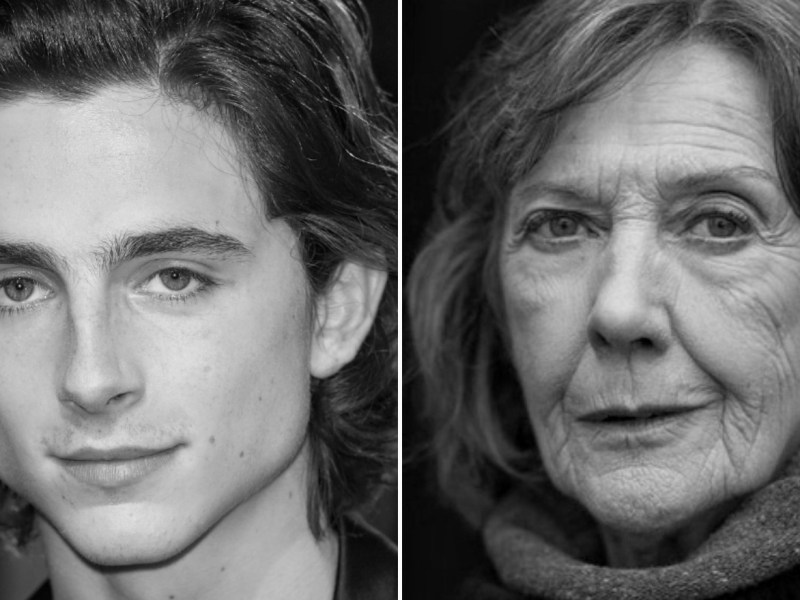 TIMOTHÉE CHALAMET & EILEEN ATKINS ANNOUNCED FOR OLD VIC REVIVAL OF AMY HERZOG'S 4000 MILES
