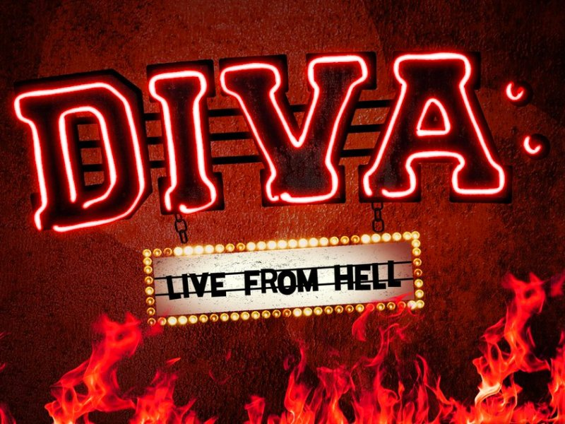 EUROPEAN PREMIER OF NEW MUSICAL – DIVA: LIVE FROM HELL – ANNOUNCED