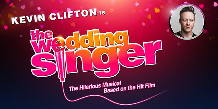 RHIANNON CHESTERMAN JOINS THE WEDDING SINGER