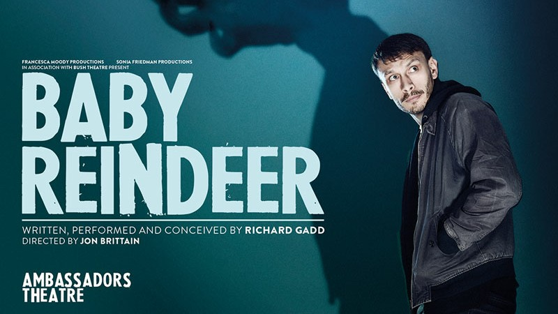 RICHARD GADD'S BABY REINDEER WEST END TRANSFER ANNOUNCED
