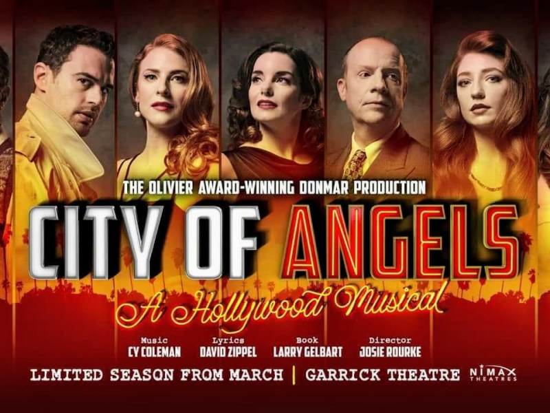 CITY OF ANGELS CAST CHANGE UPDATE