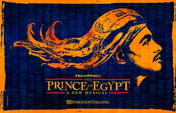 THE PRINCE OF EGYPT EXTENDS WEST END RUN