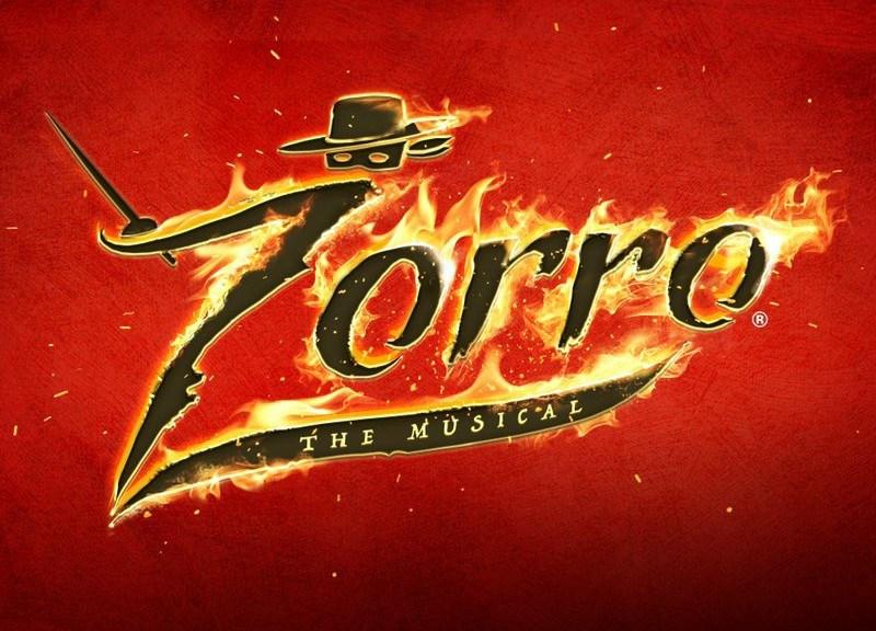ZORRO THE MUSICAL CAST ANNOUNCED