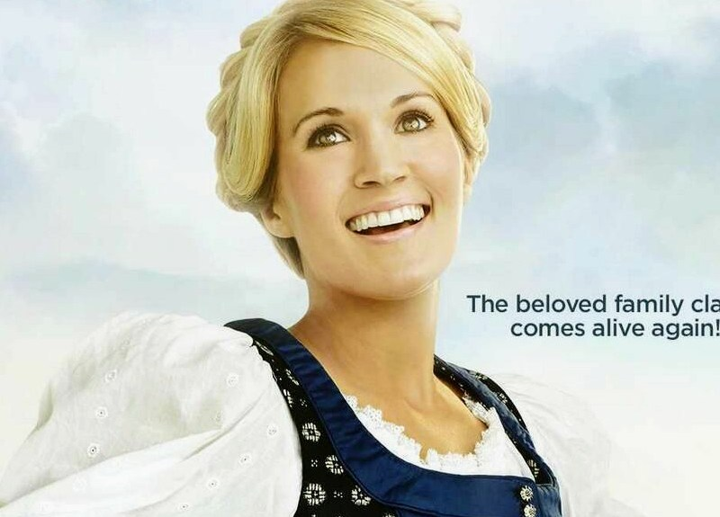 THE SOUND OF MUSIC – STARRING CARRIE UNDERWOOD STREAMING FOR FREE