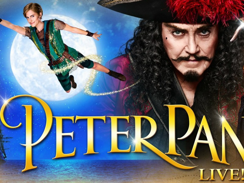 PETER PAN LIVE! – STARRING ALLISON WILLIAMS & CHRISTOPHER WALKEN TO STREAM ONLINE FOR FREE