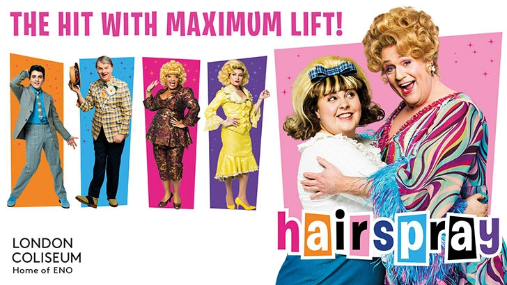 HAIRSPRAY STARRING MICHAEL BALL RESCHEDULED TO APRIL 2021