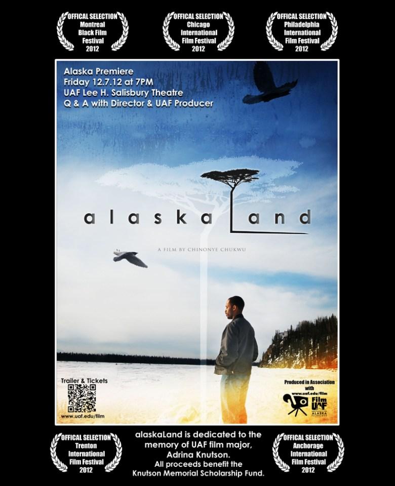 AlaskaLand Poster
