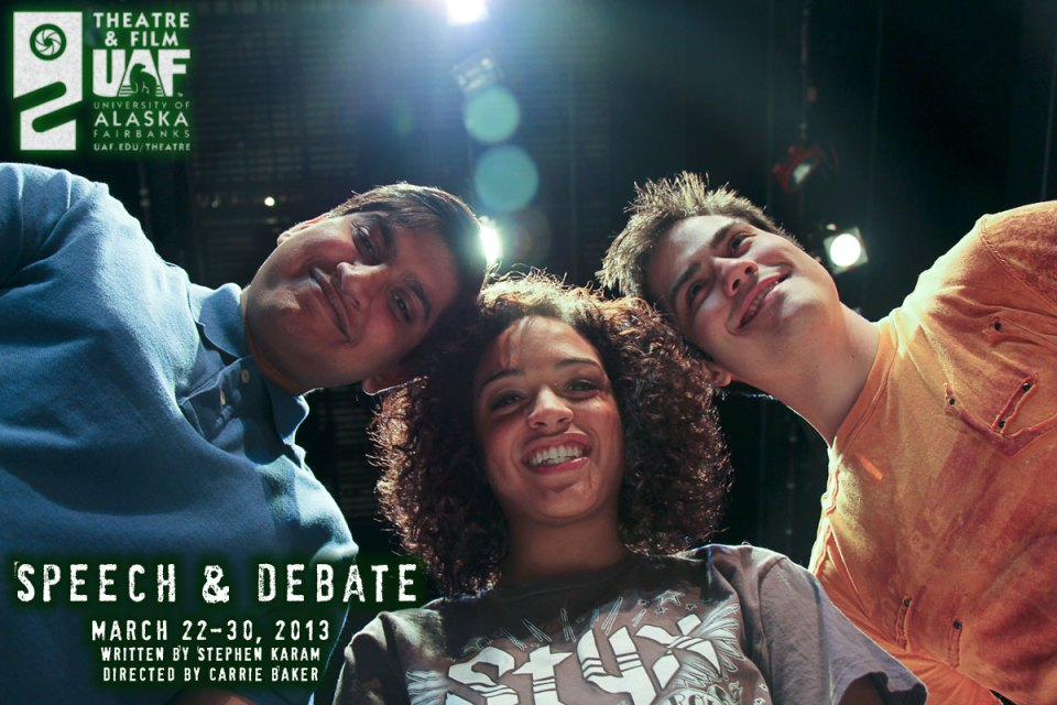 Speech and Debate promo image