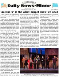 Review - News-Miner Avenue Qt