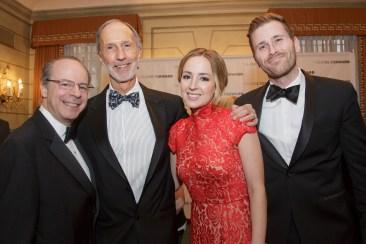Mitch, john, Hannah & Steve