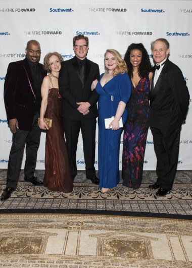 Lance Roberts, Nancy Anderson, Preston Truman Boyd, Katie Ladner, Britney Coleman, and Jim Walton