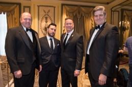 Michael Forester, Jason Rand, John Mathena, and Jim Turley