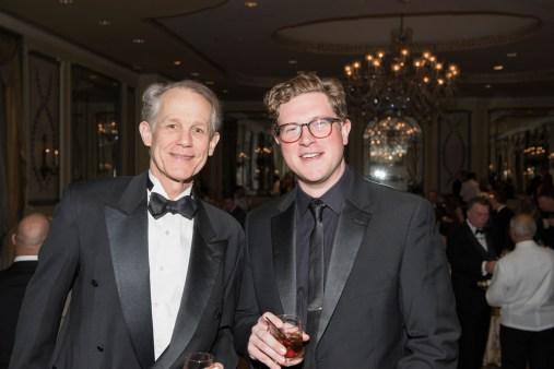 Jim Walton and Preston Truman Boyd