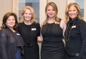 Ruth Pomerance, Daryl Roth, Irene Sankoff and Cathy Dantchik