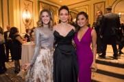Taylor Louderman, Katrina Lenk, and Ashley Park