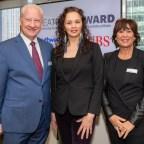 Gregory Hurst, Larissa FastHorse, and Joyce Hurst