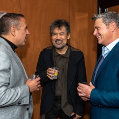 Louie Anchondo, David Henry Hwang, Larry Falconio