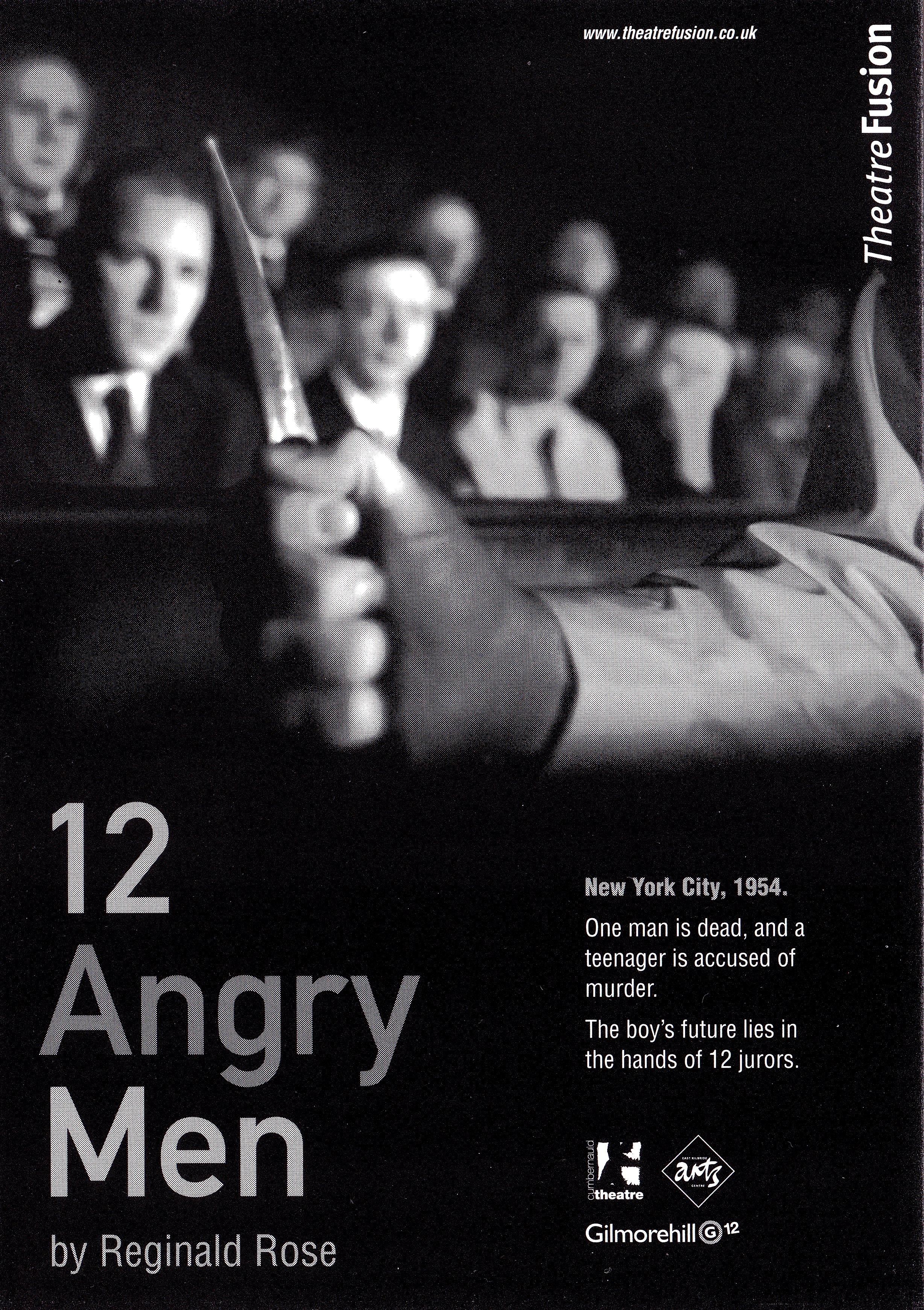 View The Movie 12 Angry Men Orion Nova Pr