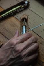 Weaver detail
