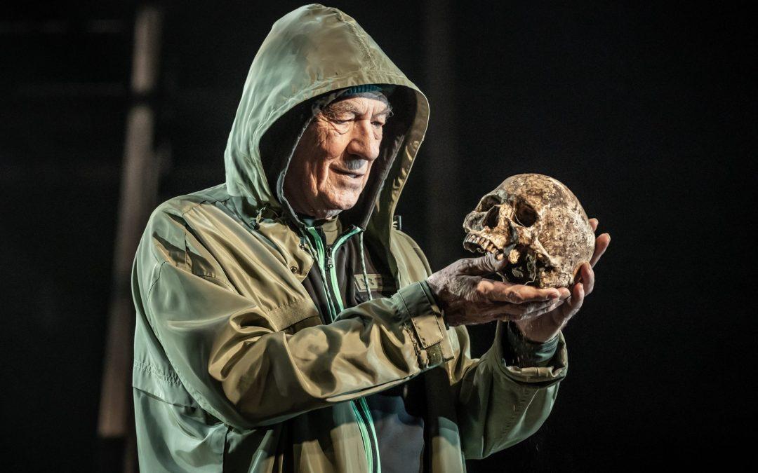 Ian McKellen and Shakespeare