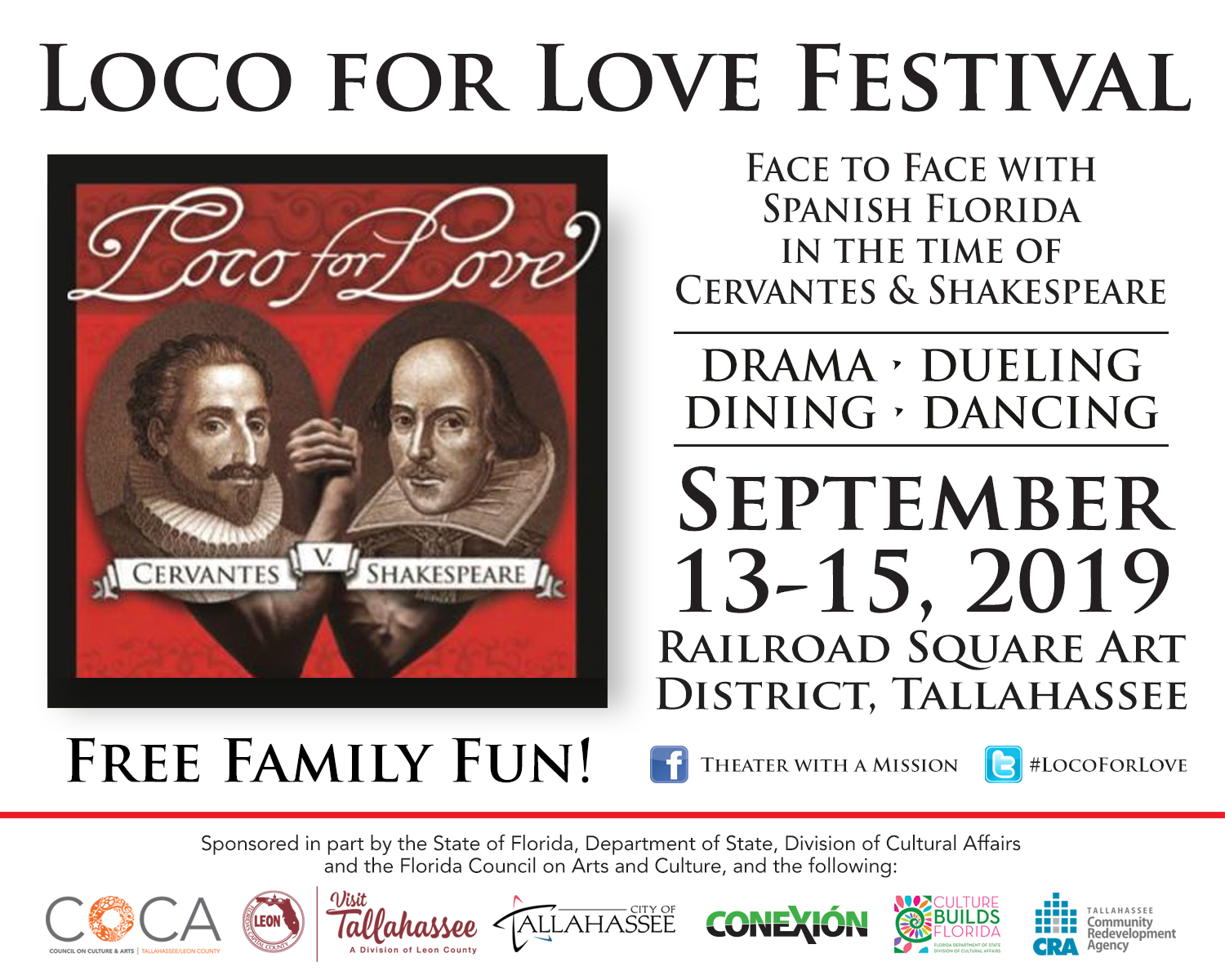 Theatre With A Mission: Loco for Love