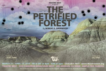 PetrifiedForestPoster
