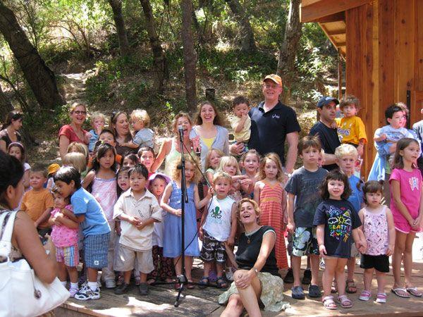 theatricum botanicum kids concerts