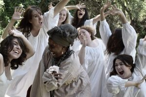 crucible girls with tituba