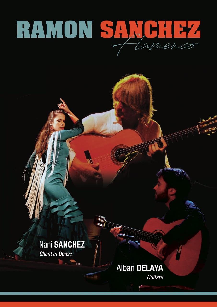 concert Passion Flamenco à St Pée sur Nivelle (64)