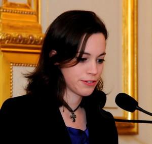 Marie-Amélie PIN. Crédit : Stéphane Gaudin