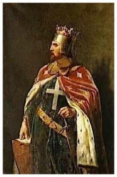 Richard Coeur de Lion 1157 – 1199 Roi d'Angleterre et seigneur d'Irlande