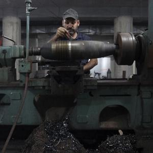 Munition artisanale fabriquée par les rebelles syrien. Source : http://www.nypost.com/p/news/international/rebels_rely_on_diy_arms_COUfPtI1PAz1p92QUjTnyI