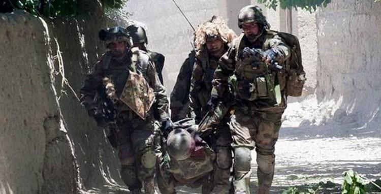 blessé afgha