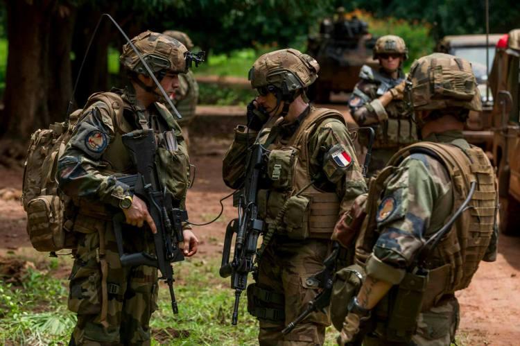 Soldats SANGARIS 2