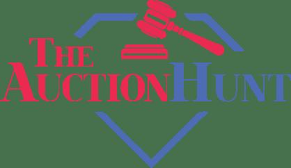 the auction hunt logo