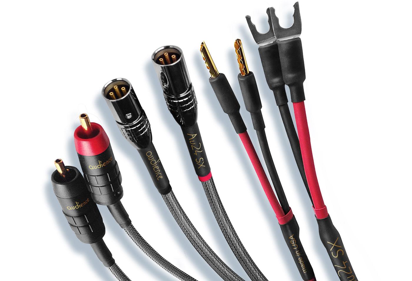 Audience Au24 SX Cable System Review | The Audio Beatnik