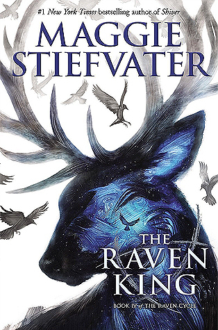 Audiobook Review of The Raven King by Maggie Stiefvater