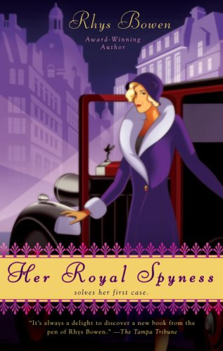 Audiobook Review of Her Royal Spyness by Rhys Bowen