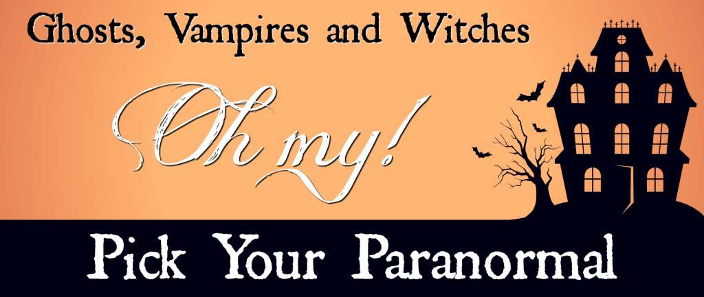 pick-your-paranormal