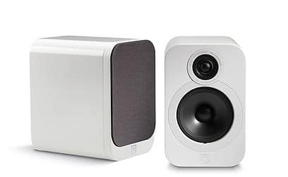 Q Acoustics 3020 bookshelf speakers: First in the Q? - The
