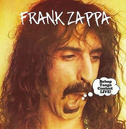 Frank Zappa S Bebop Tango The Audiophile Man
