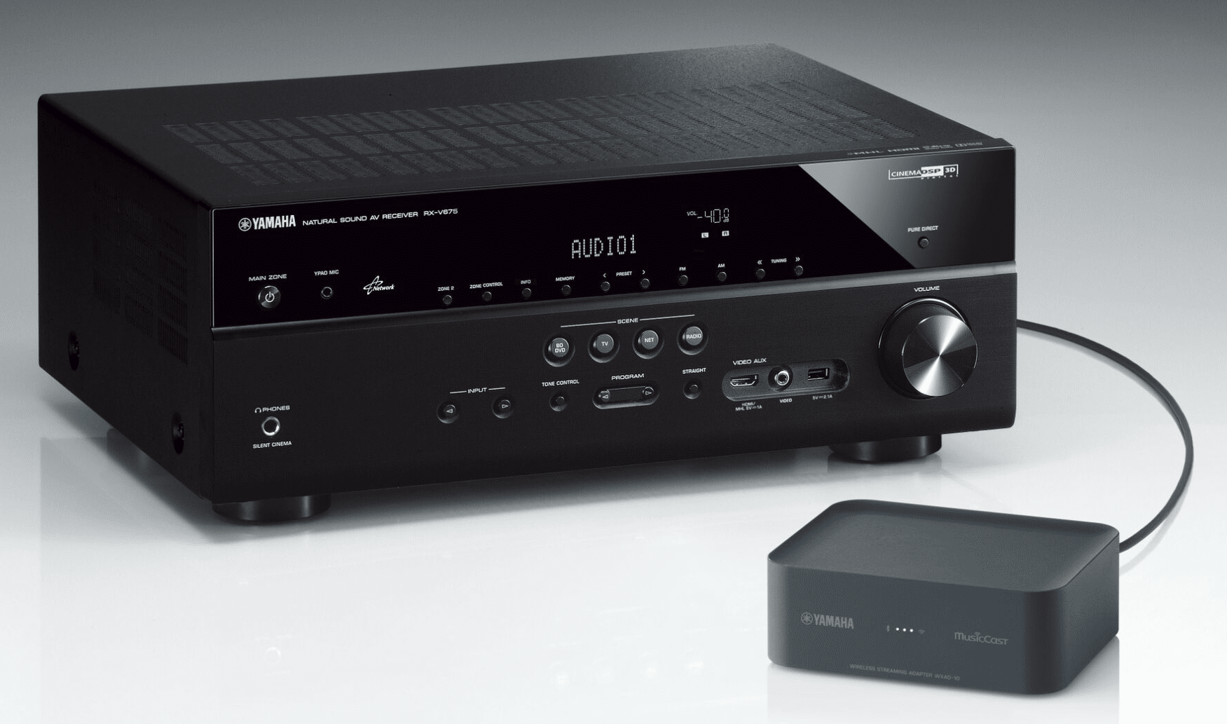Yamaha's WXAD-10 MusicCast adapter: instantly upgrade your
