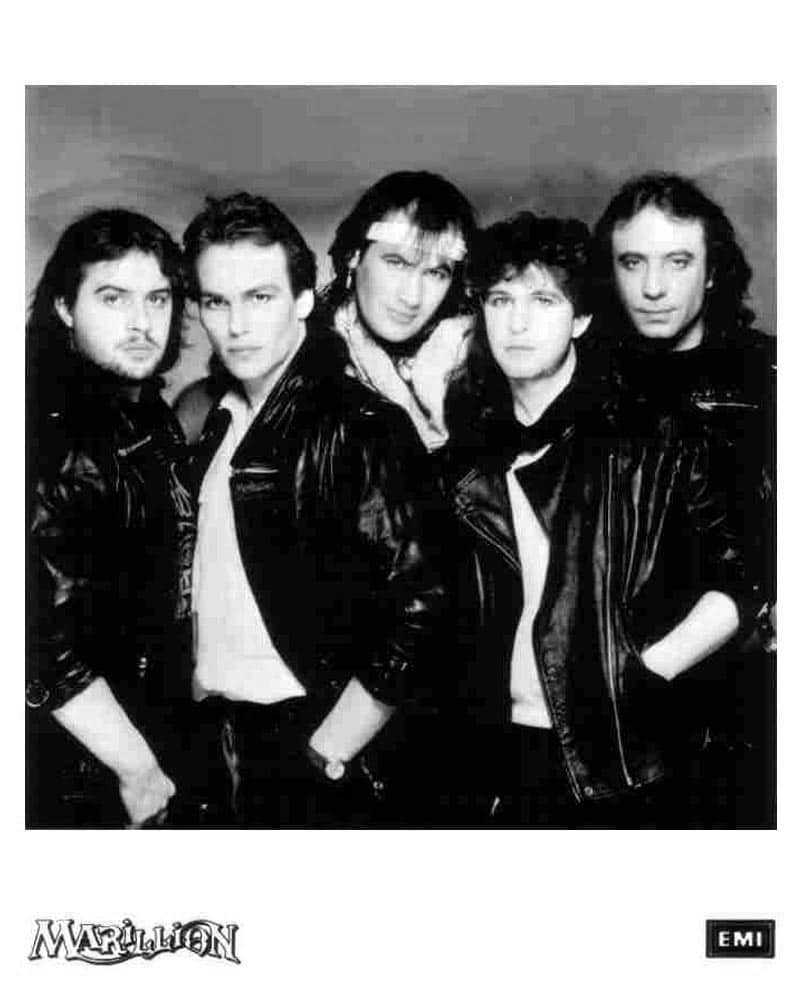 Marillion - Promo-Photo Collection 20