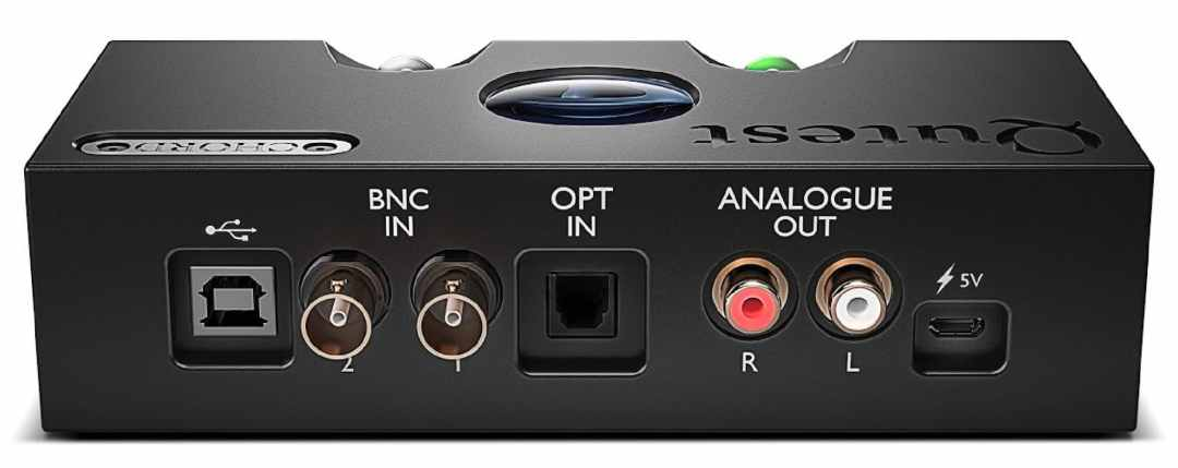 Chord Electronics Qutest DAC: For Home Audio