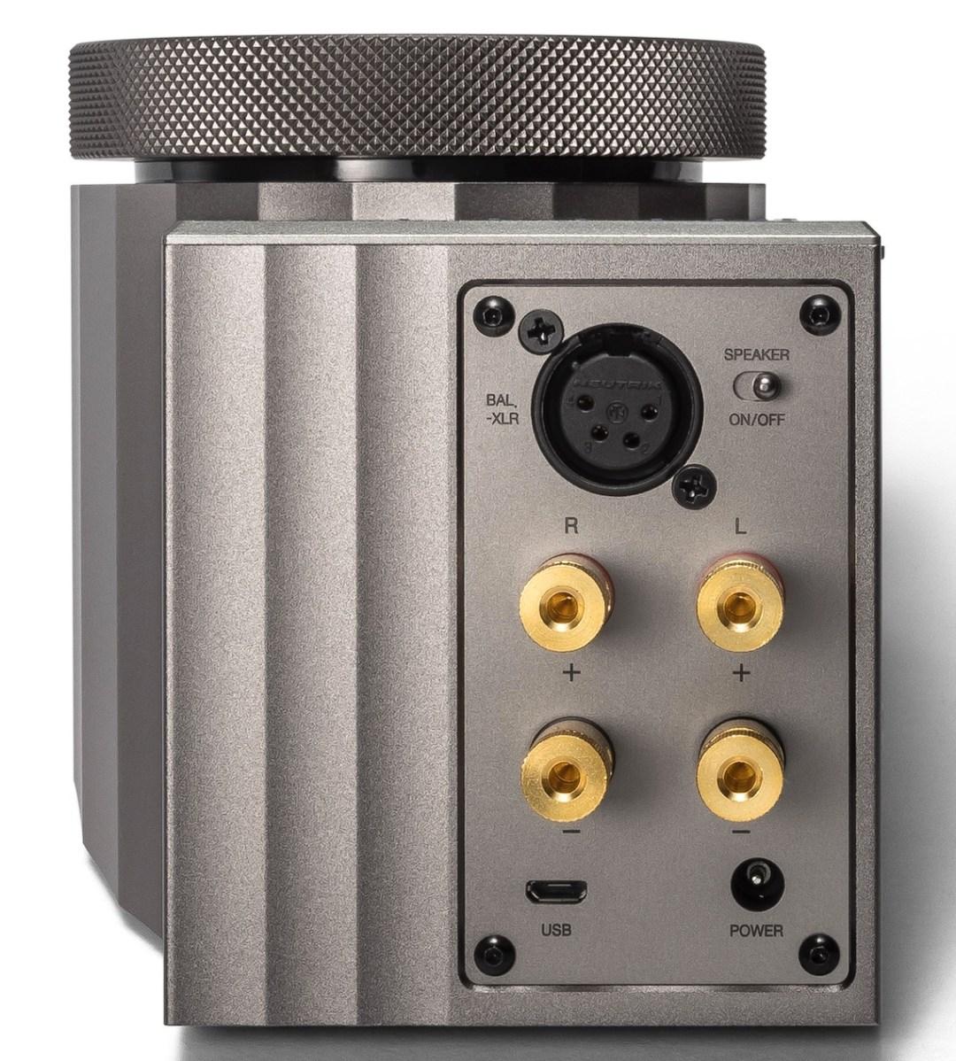 Astell&Kern ACRO L1000: 32bit desktop headphone amplifier/DAC