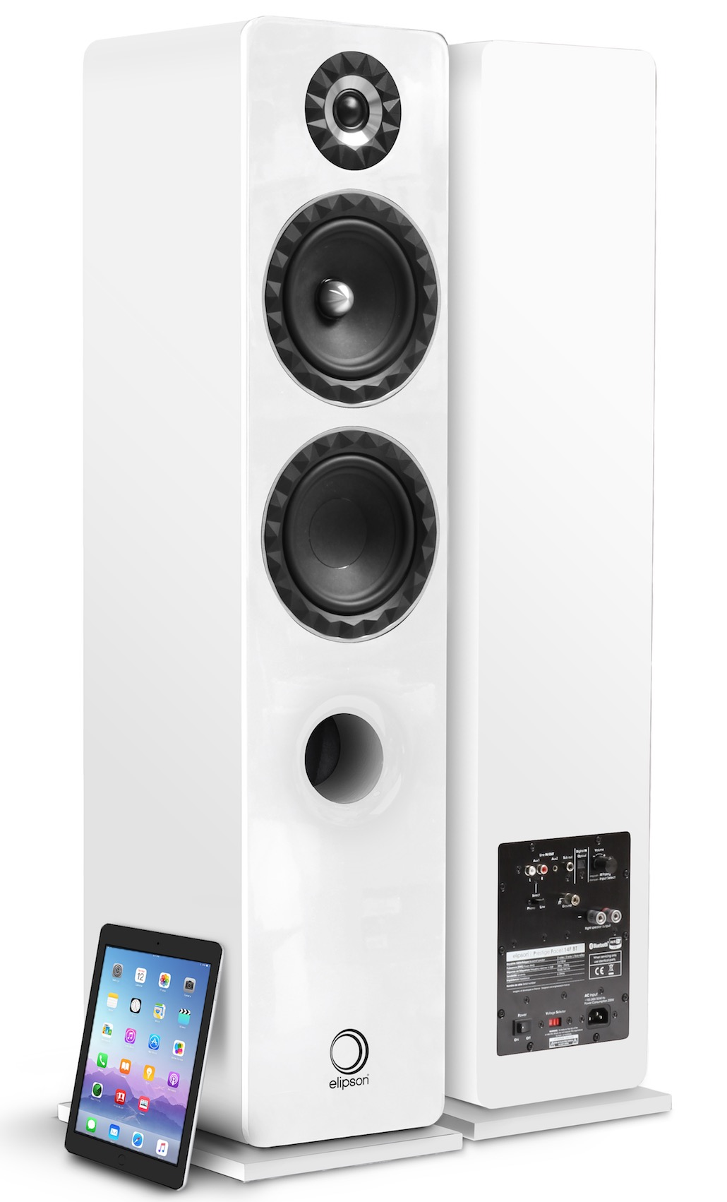 Elipson Facet speakers feature Chromecast